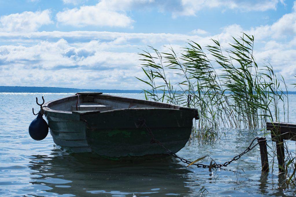 Ungarn - Balatonsøen
