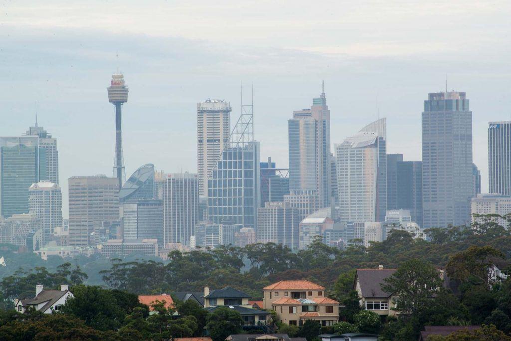 Australien - Sydney - City skyline