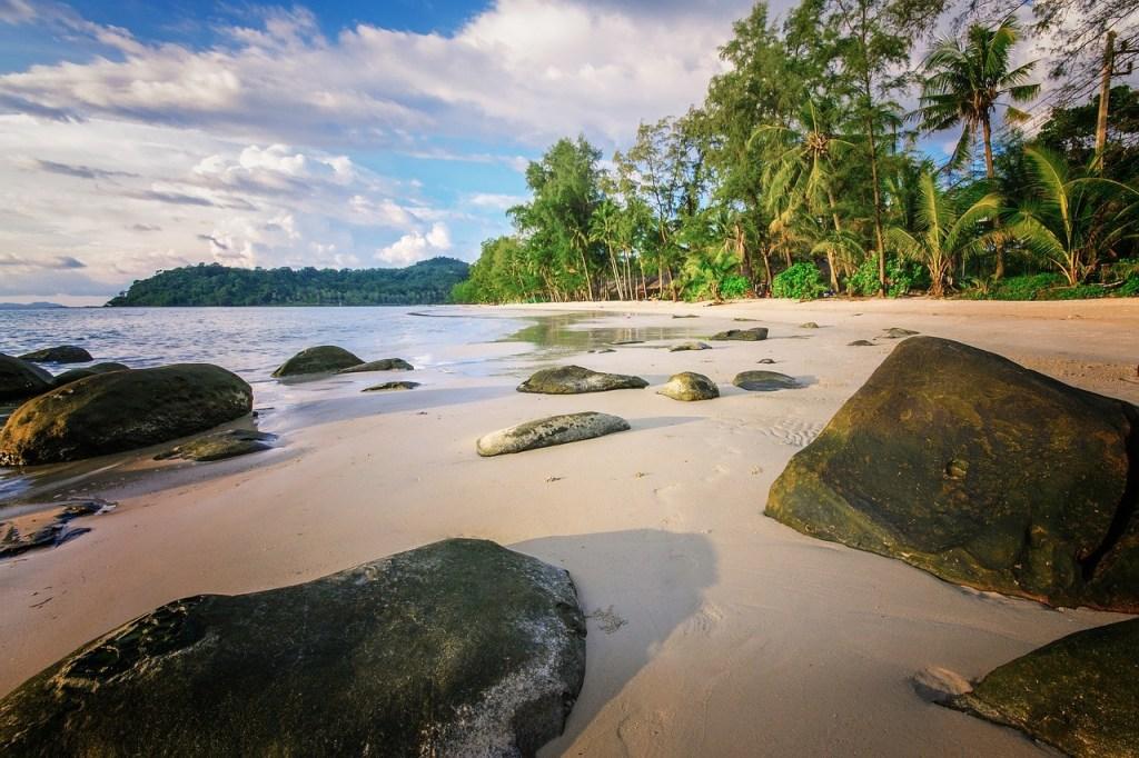 Thailand - Koh Kood - Island - Thailand som et reiseland - reise til Thailand