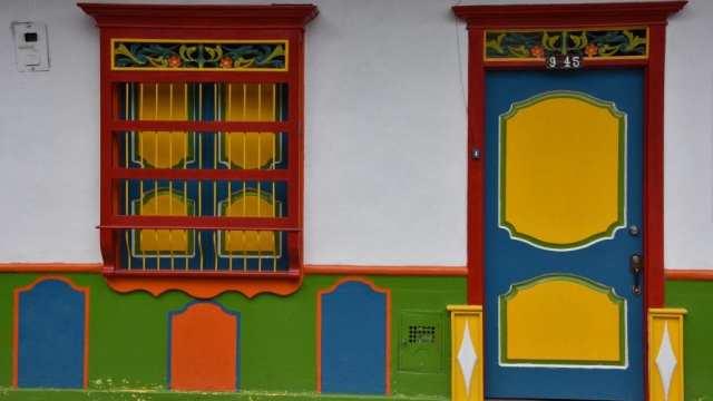 Colombia - dør - rejser