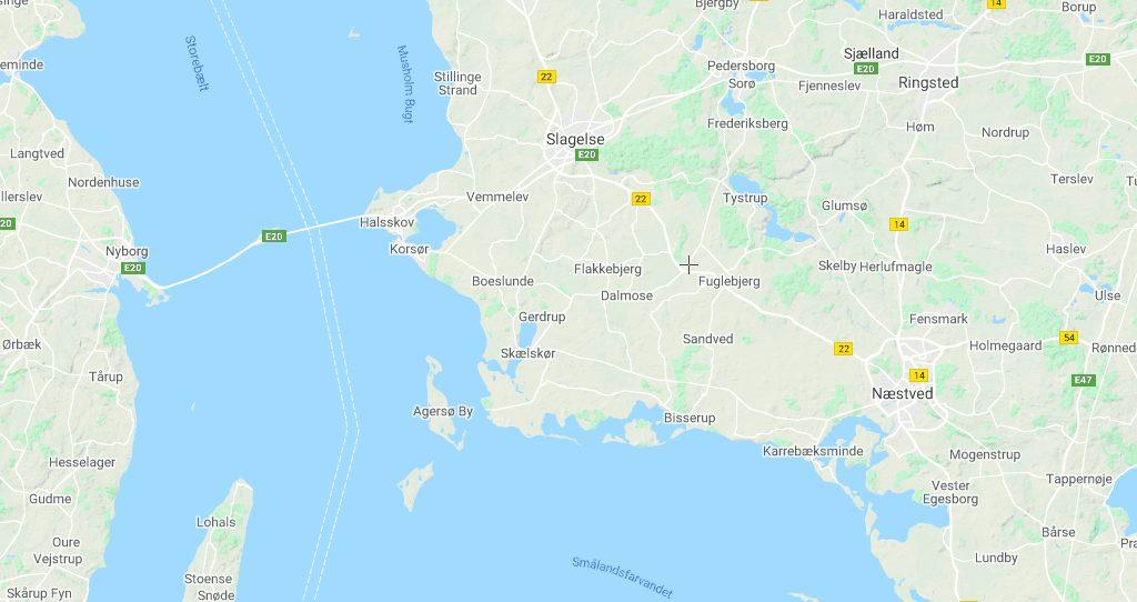 Danemark Agersø ø voyages