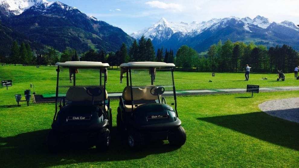 Austria - golf - travel