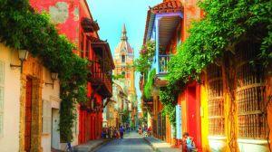 Colombia - Cartagena - city - travel