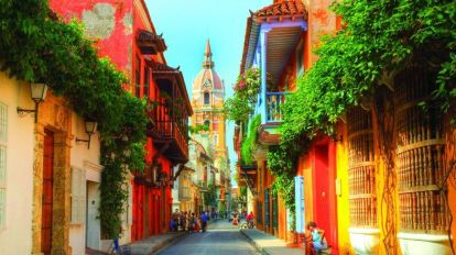 Colombia - Cartagena - city - travel