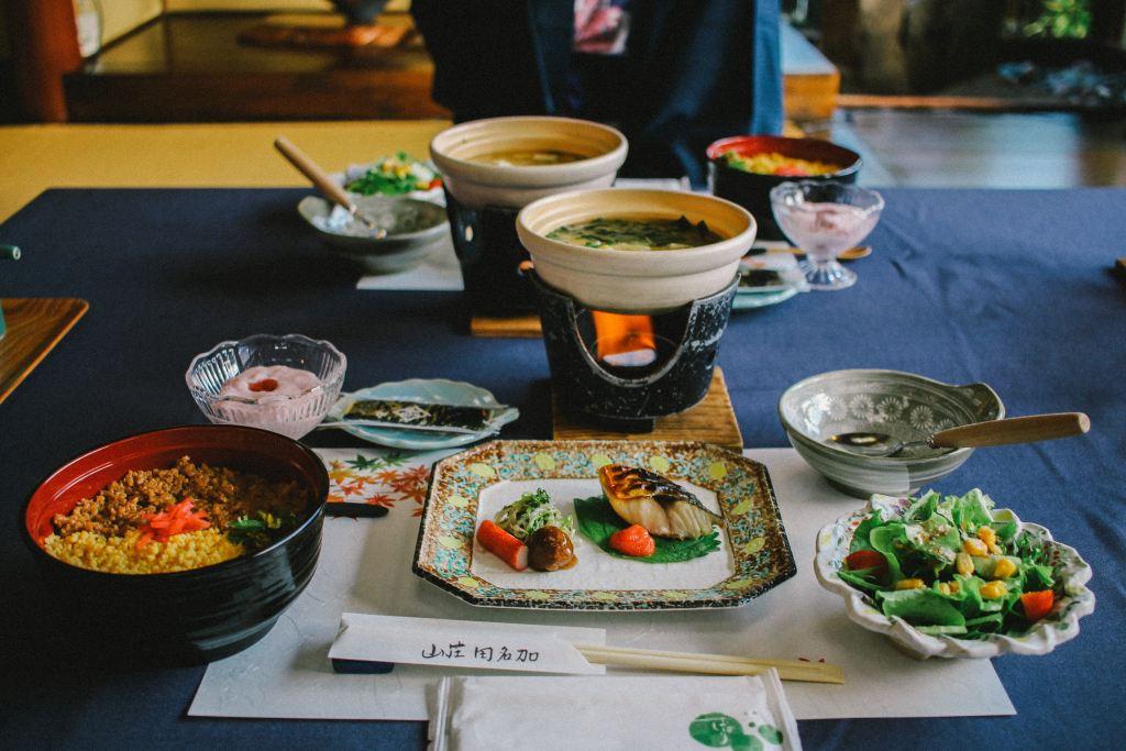Japan - Mad - Dessert - Spisepinde