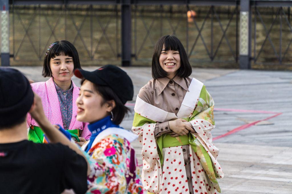 Japanse vrouwen - Attracties in Japan