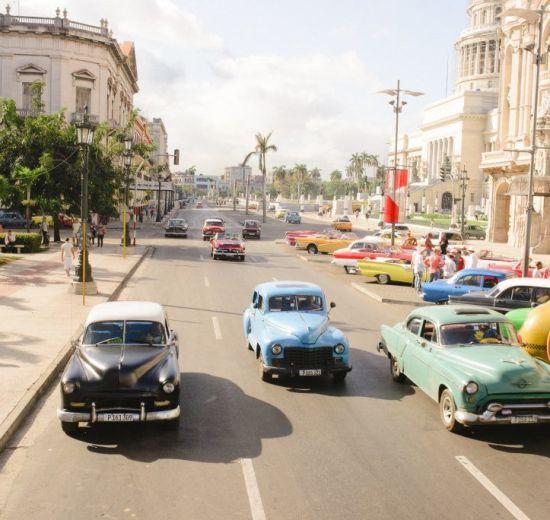 Havana - Cuba - cars - travel