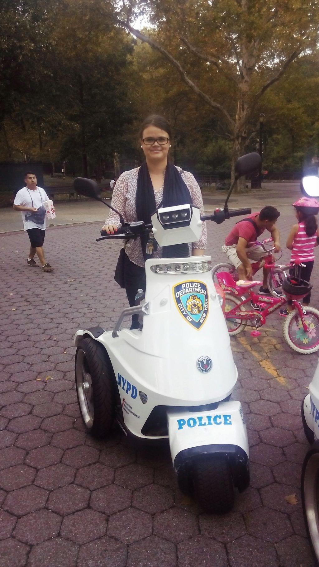 New York - pige park queens usa - rejser