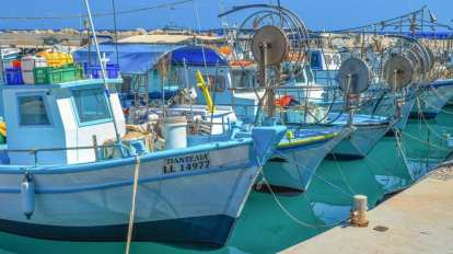 Northern Cyprus - both port Cyprus - travel