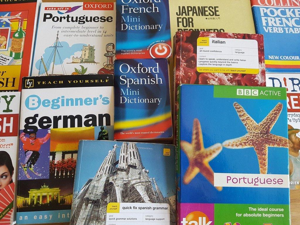 Ordbøker - flytte til utlandet - reise