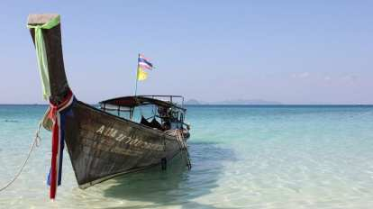 Boat - Thailand -Travel