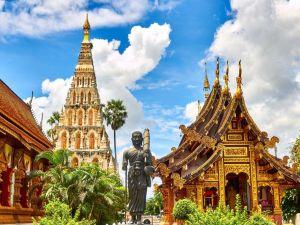 Thaïlande - temple - voyage