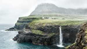 Viagem às Ilhas Faroé Gasadalur