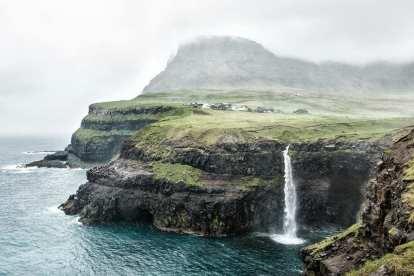 Podróże Wyspy Owcze Gasadalur