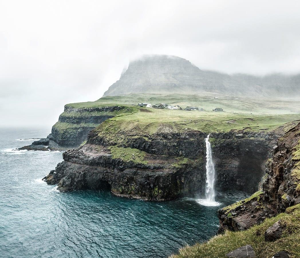 Færøerne Sarah Green Gasaldular