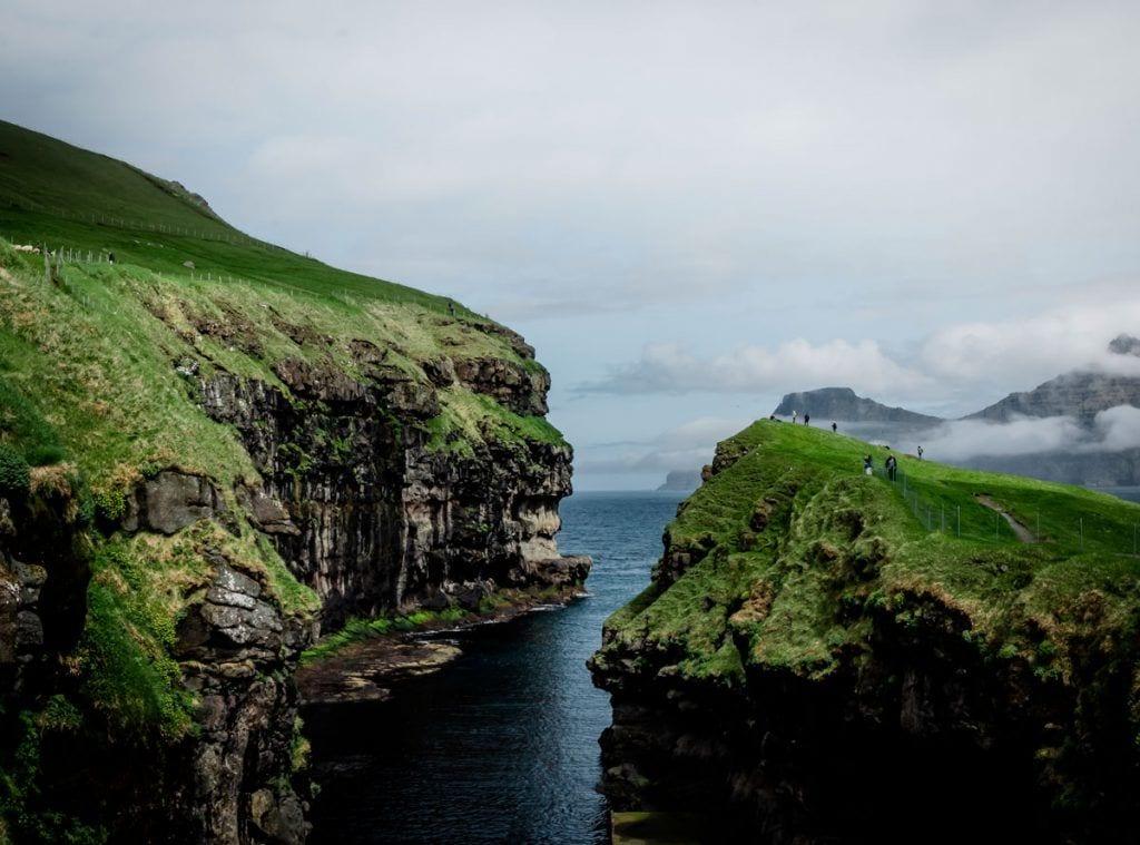 resa på Färöarna Sarah Green Gjovg