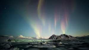 Norway Svalbard Northern Lights Travel -