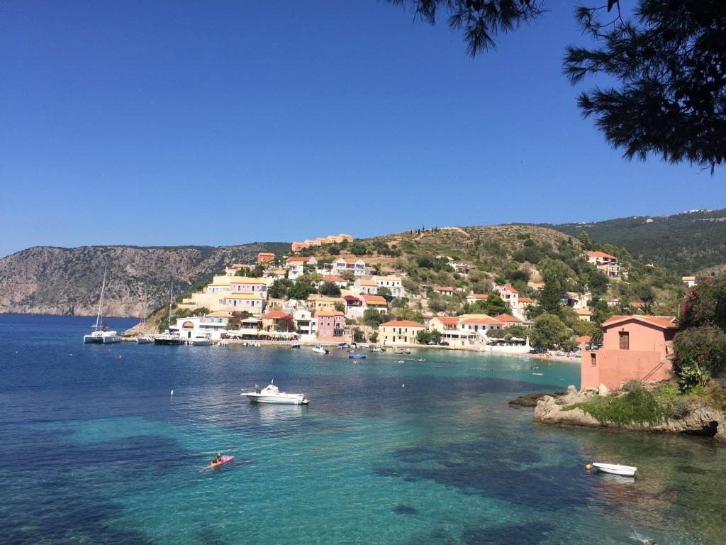 Greece - Kefalonia - Kefallonia - Assos - Travel