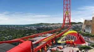 Spanien - PortAventura og Ferrariland i Salou - rejser