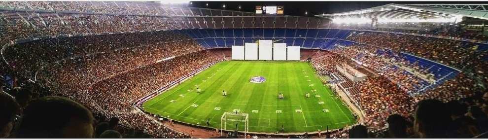 Spanien - Barcelona - Fodbold - Rejser