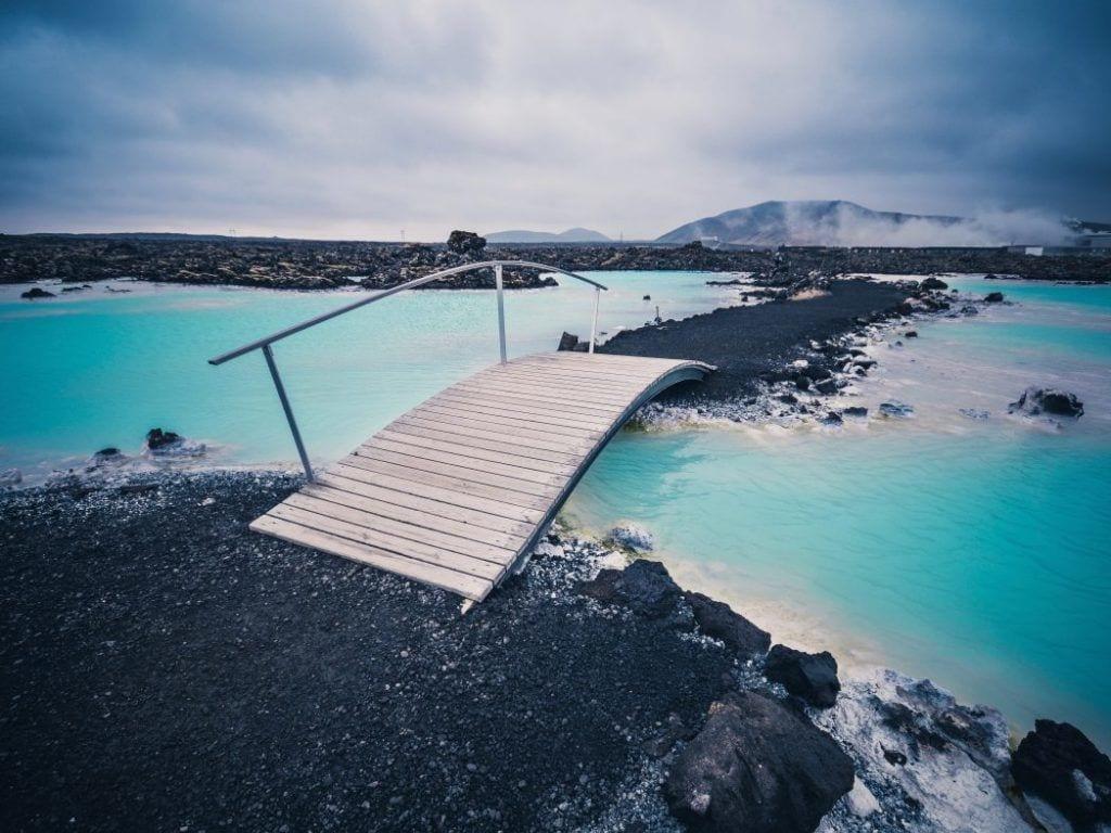Den blå lagune - Island - rejser - venindetur