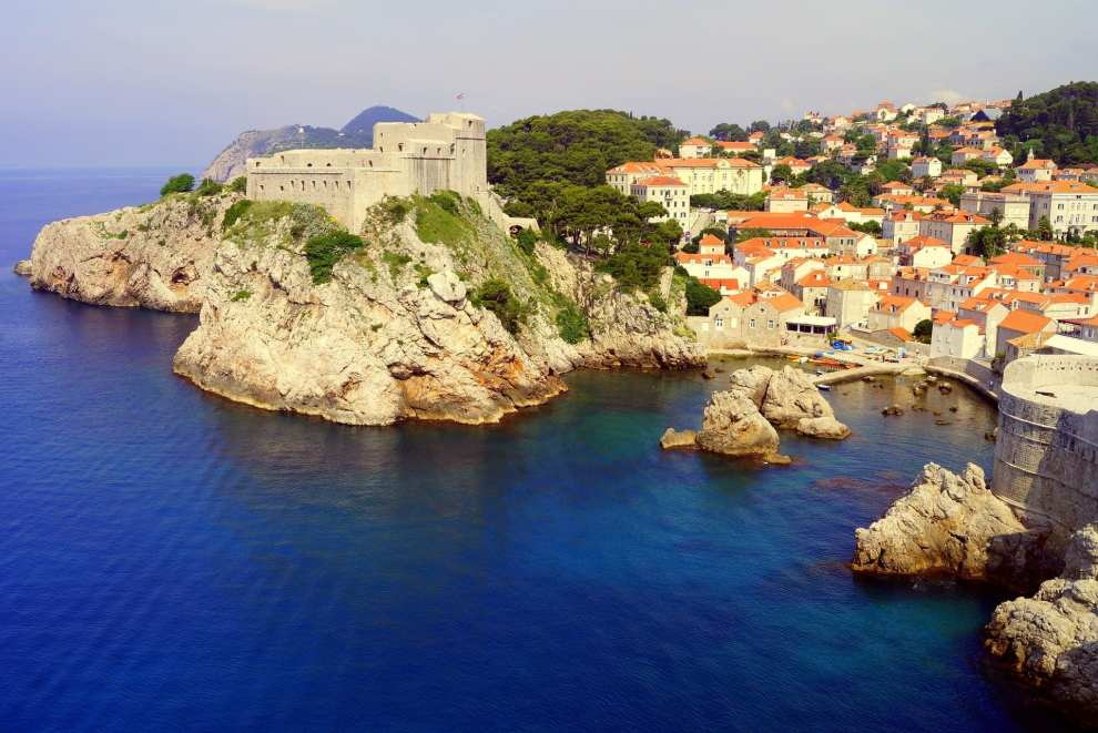 Hrvatska - dubrovnik - putovanje