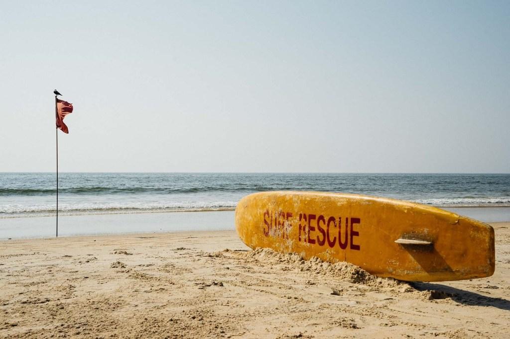 Indien - oplevelser i Goa, strand, surfbræt - rejser