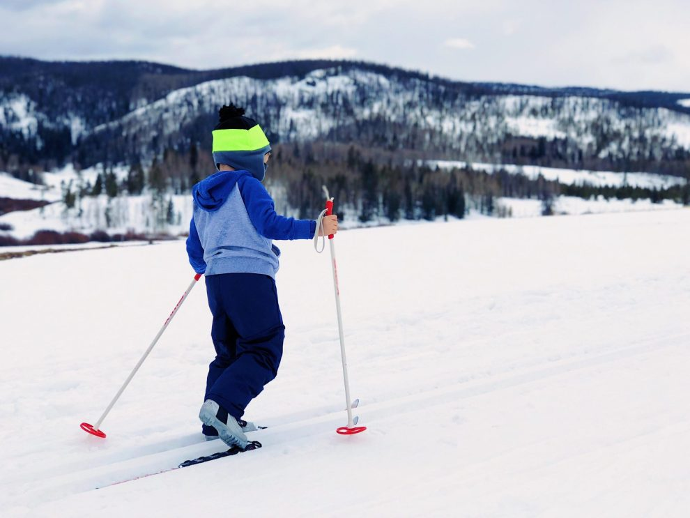Sverige - Isaberg - ski - vinterreiser