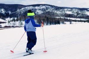Sverige - Isaberg - ski - vinterrejser