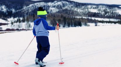 Sweden - Isaberg - skiing - winter travel
