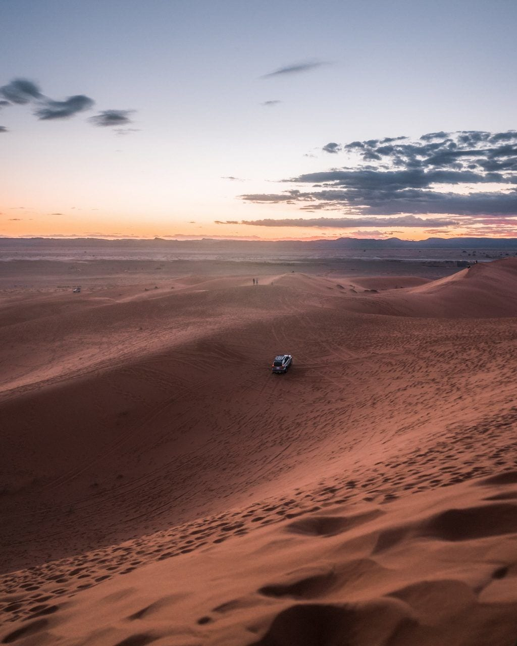 Sahara - bil ørken marokko - rejser