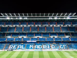 Spania - Madrid - Fotball - Reise