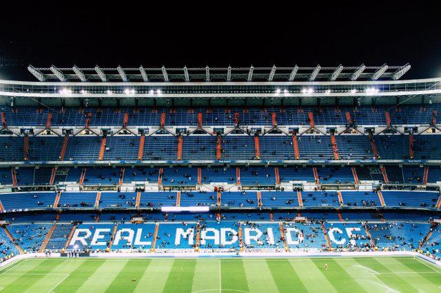 スペイン-マドリード-サッカー-旅行