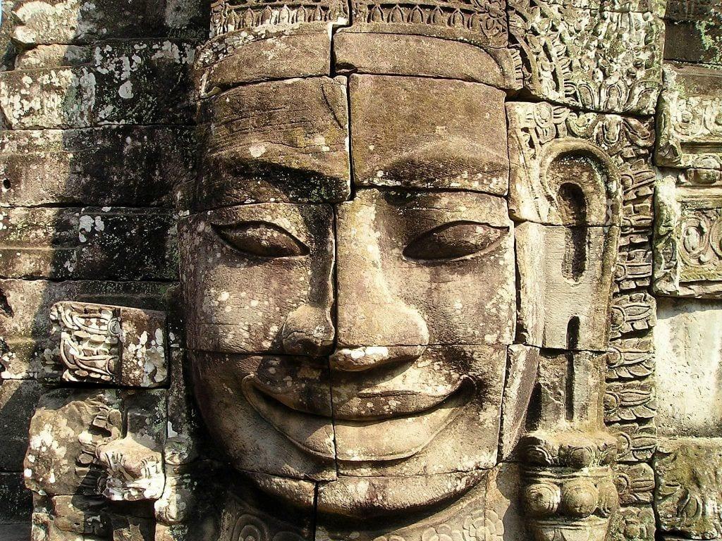 Asien, statue - rejser