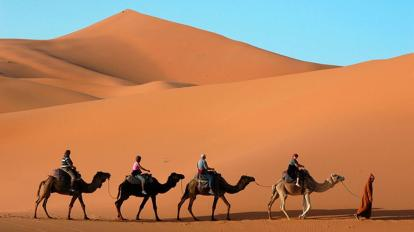 Desert - Morocco - Travel
