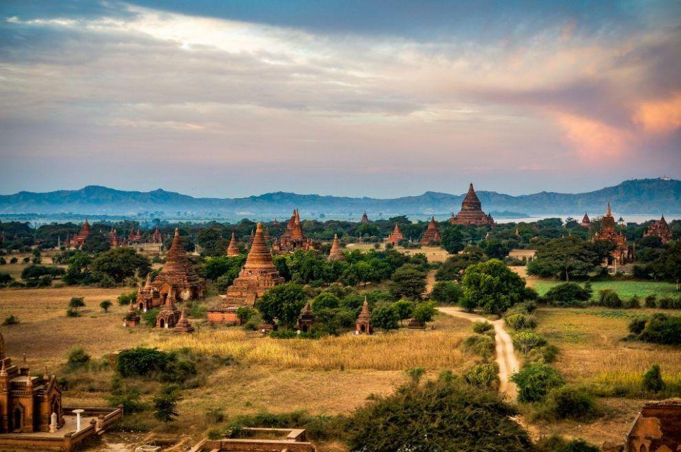 Peter Frank - Burma - temples