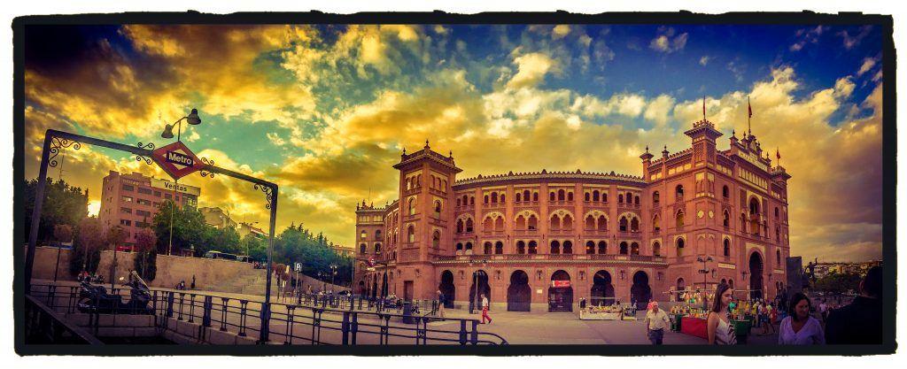 Spanien Madrid . Rejser