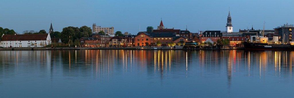 Danmark Aalborg kyst rejser