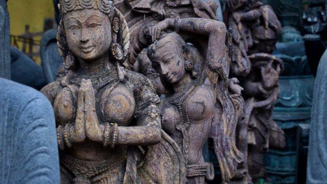 indien - mahabalipuram - rejser