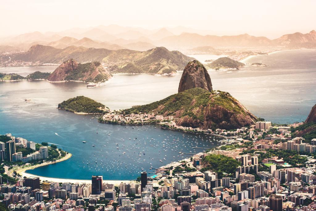 Brasilien Rio De jainero rejser