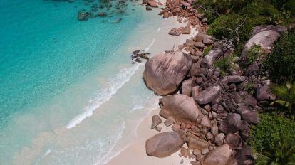 seychelles - beach - travel