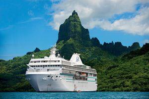 Fransk Polynesien - bora bora - krydstogt - rejser