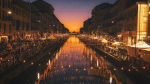 milano-italia-port-lys-natt