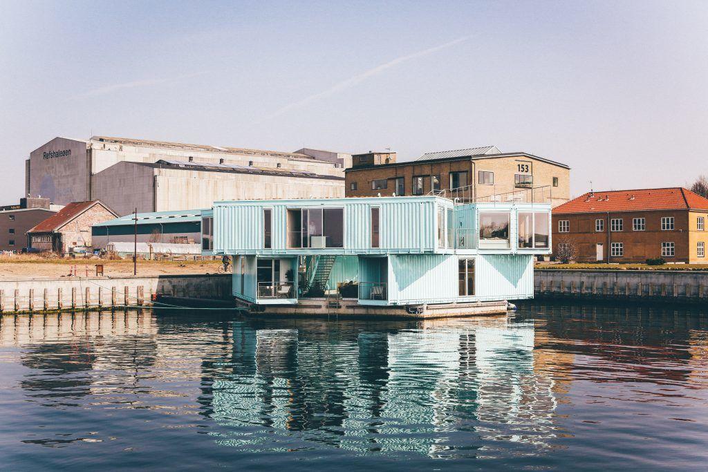 Danmark - København - Refshaleøen