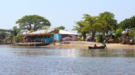 Gambia - Flod - Rejser