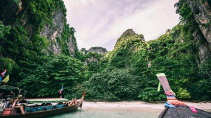Thailand - phi phi island - rejser