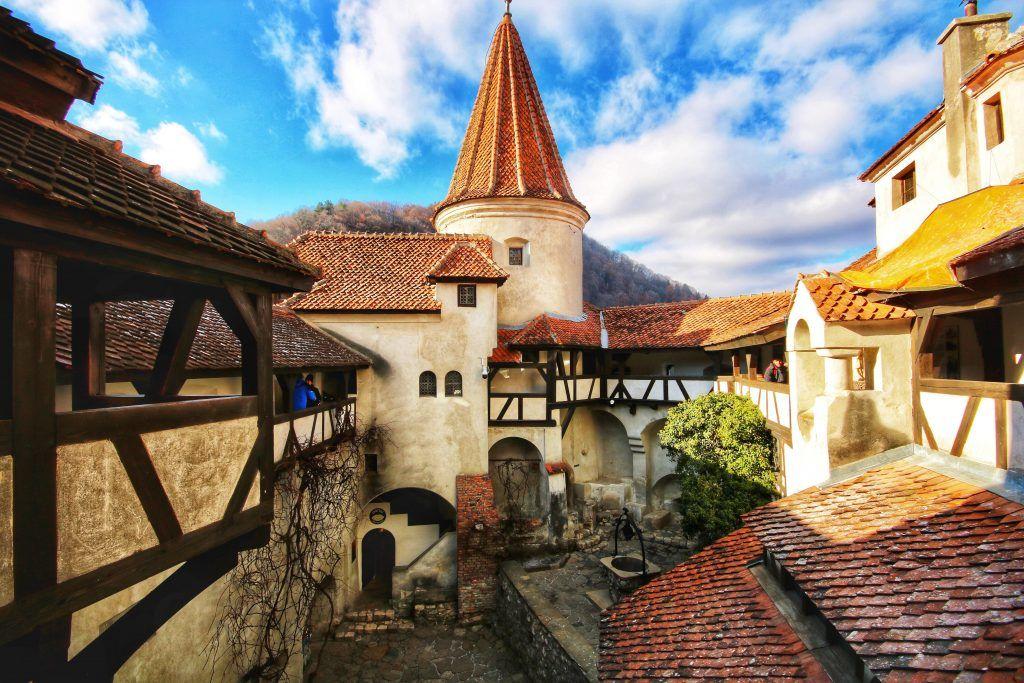 Rumænien - Bran Dracula castle - rejser