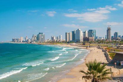 Tel Aviv - Israel - strand
