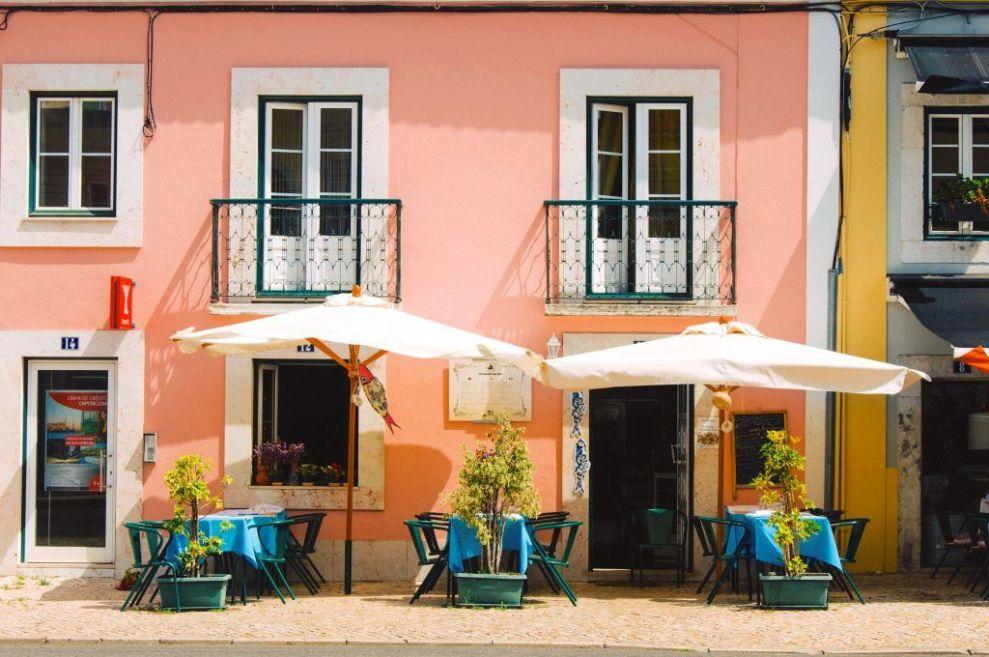 ポルトガルリスボンレストラン旅行