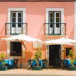 Portugal Lissabon Restaurant Reisen